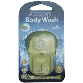 Sea to Summit Trek & Travel Pocket Body Wash 50 Blättchen
